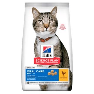 Hill's Fe SP Adult Oral Care Chicken 1,5kg