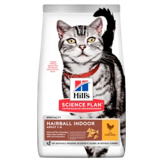 Hill's Fe SP Adult Hairball Indoor Chicken 10kg