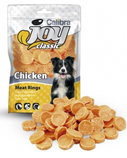 Calibra Joy Dog Classic Chicken Rings 80g