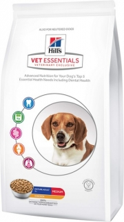 Hill's Canine VetEssentials Dry Mature Adult 10kg